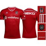 Besiktas Third Jersey 2014/15