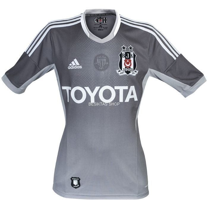 Besiktas Third Jersey 13/14