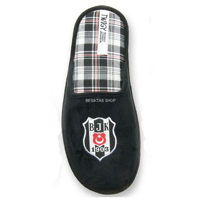 Besiktas Logo Slippers
