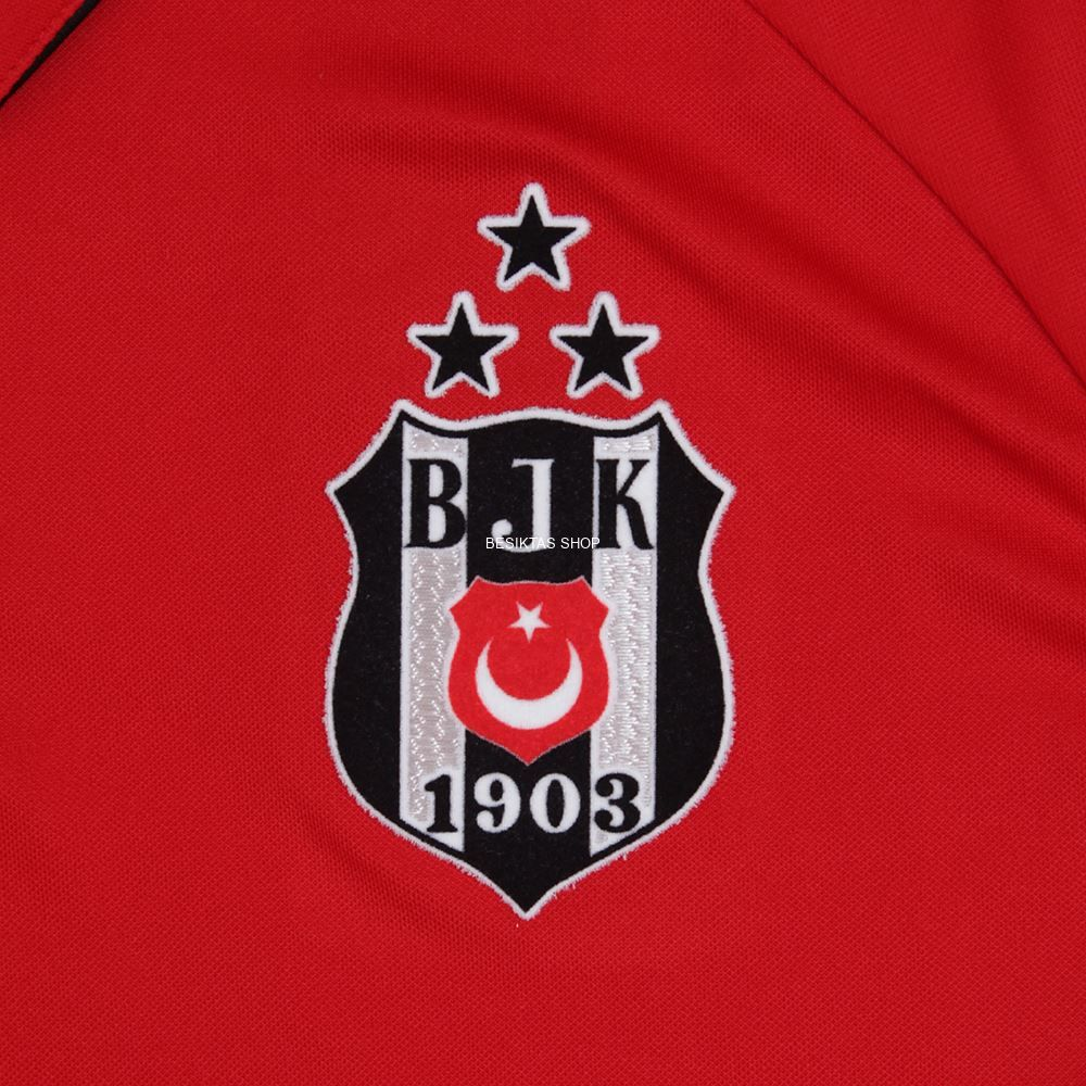 Besiktas Red Presentation Polo 2017/18 from adidas at Besiktas Shop # BQ2623
