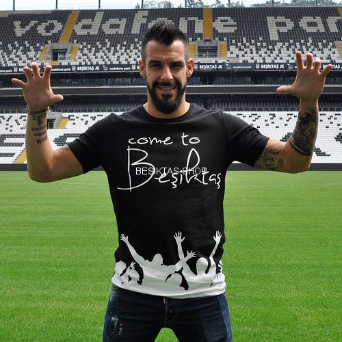 Besiktas COME TO BESIKTAS T-shirt from Besiktas JK at Besiktas Shop # COME TO BESIKTAS