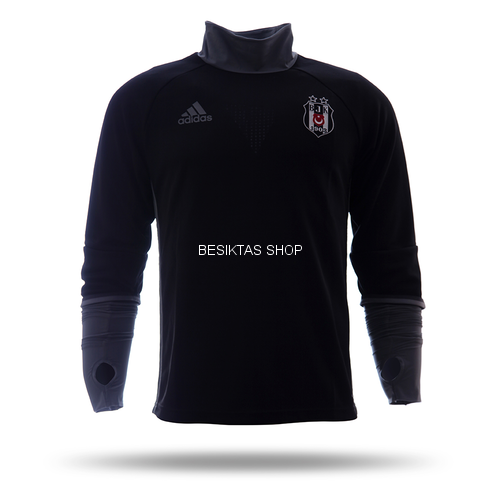 Besiktas Black Training Top 2016/17 from adidas at Besiktas Shop # S93543