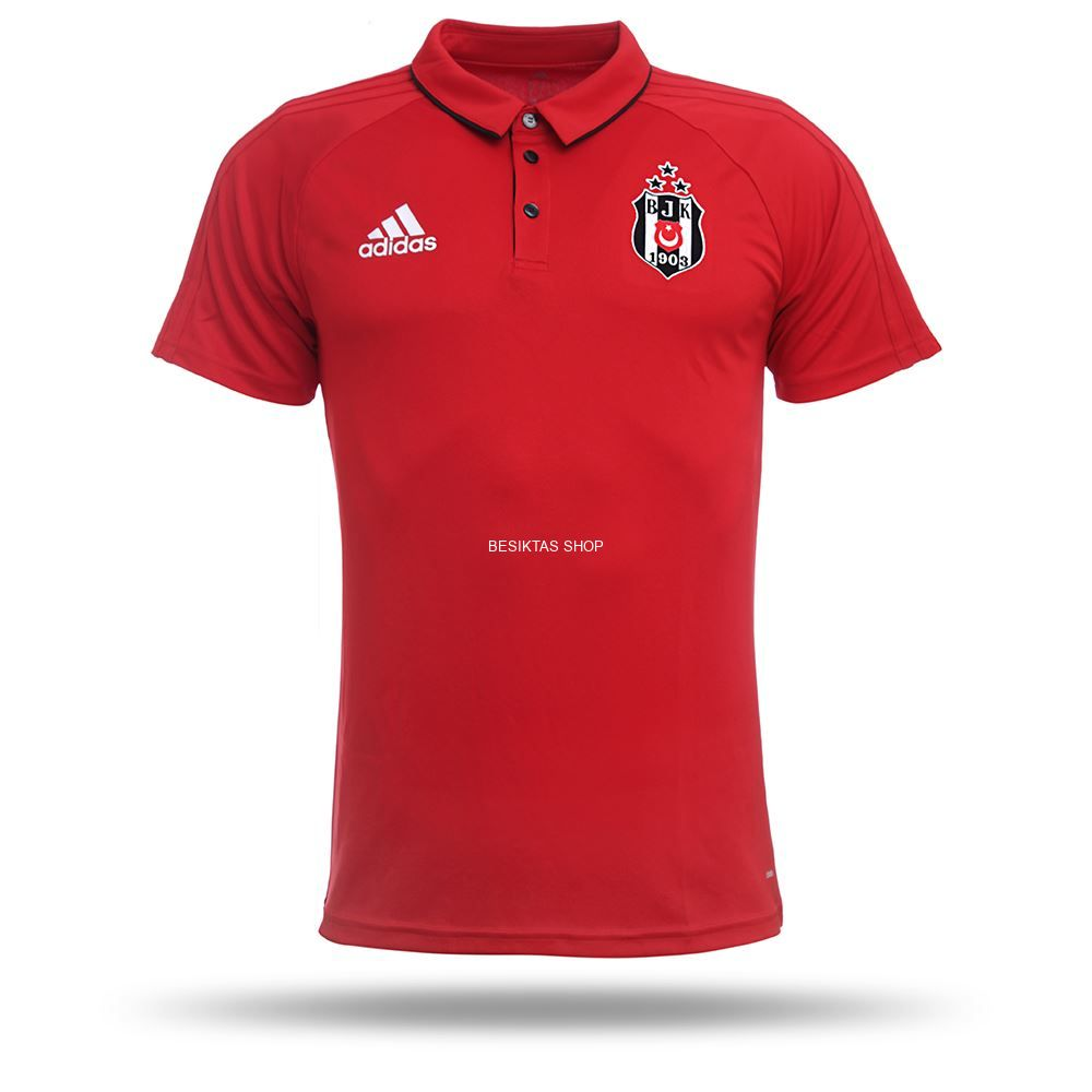 Besiktas Red Presentation Polo 2017/18