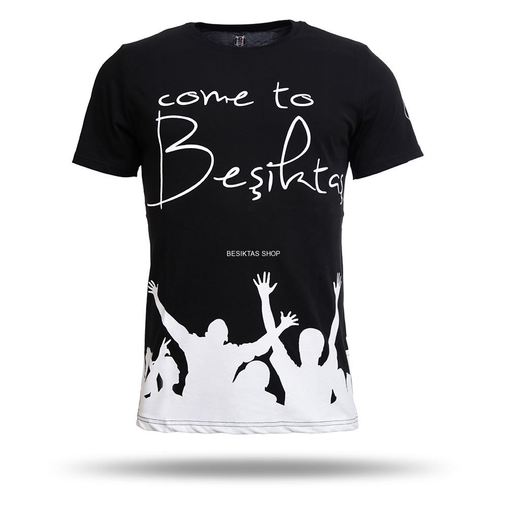 Besiktas COME TO BESIKTAS T-shirt from Besiktas JK at Besiktas Shop # COME TO BESIKTAS
