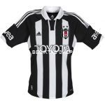 Besiktas Away Jersey 12/13